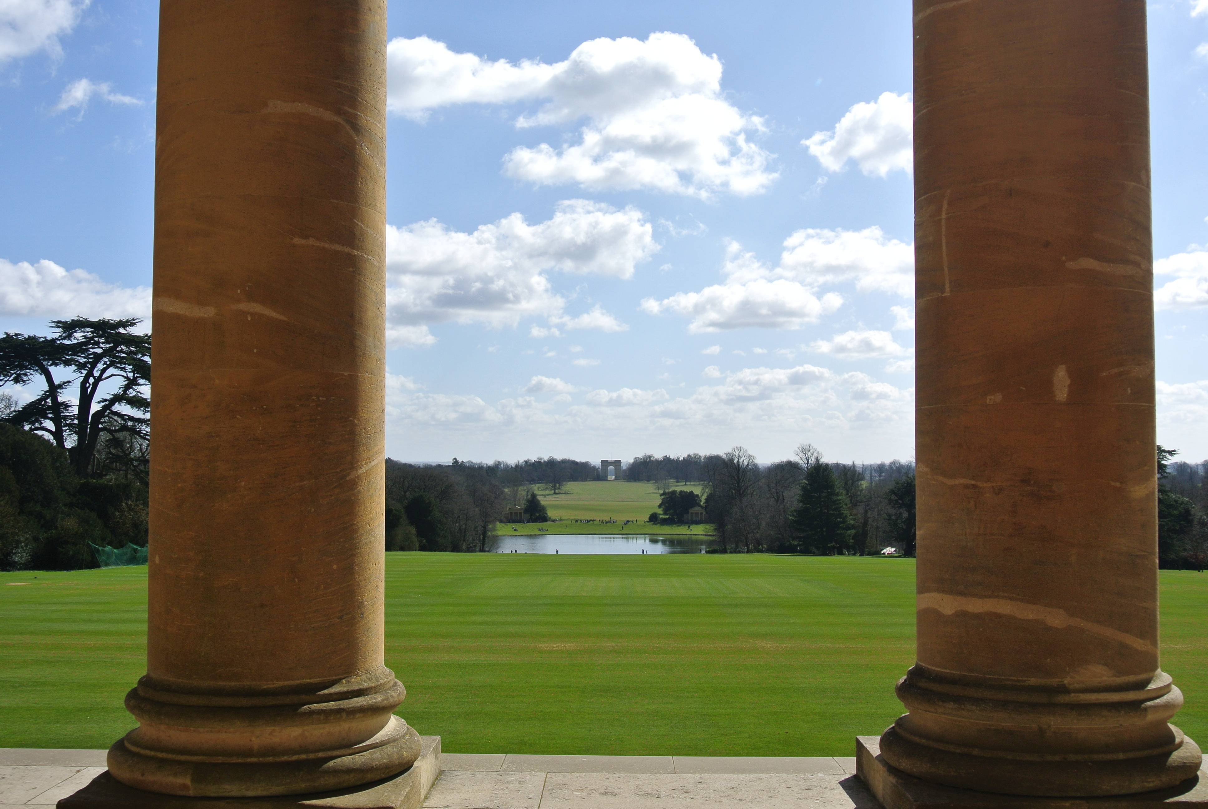 Easter at Stowe
