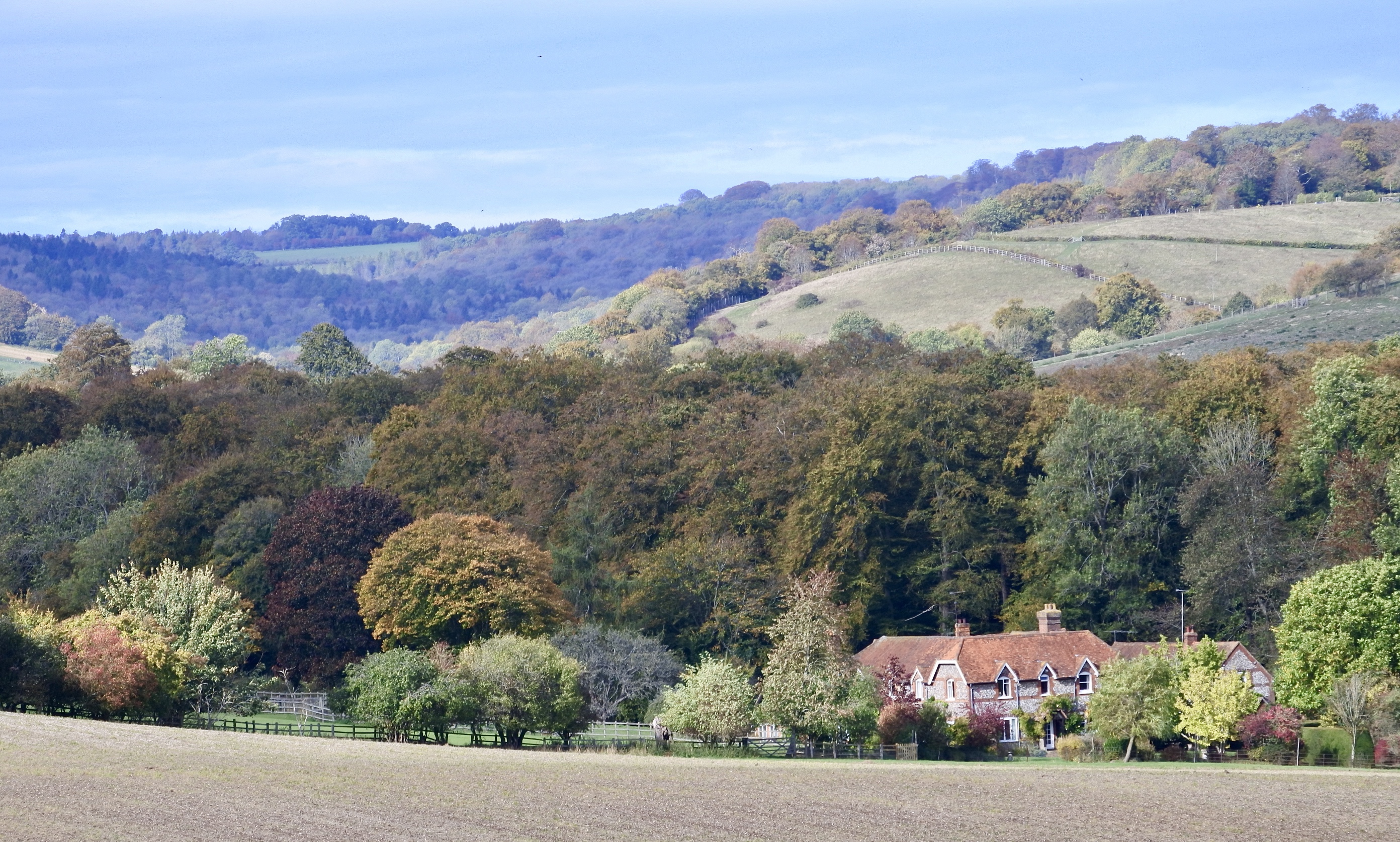 The Hambleden Valley