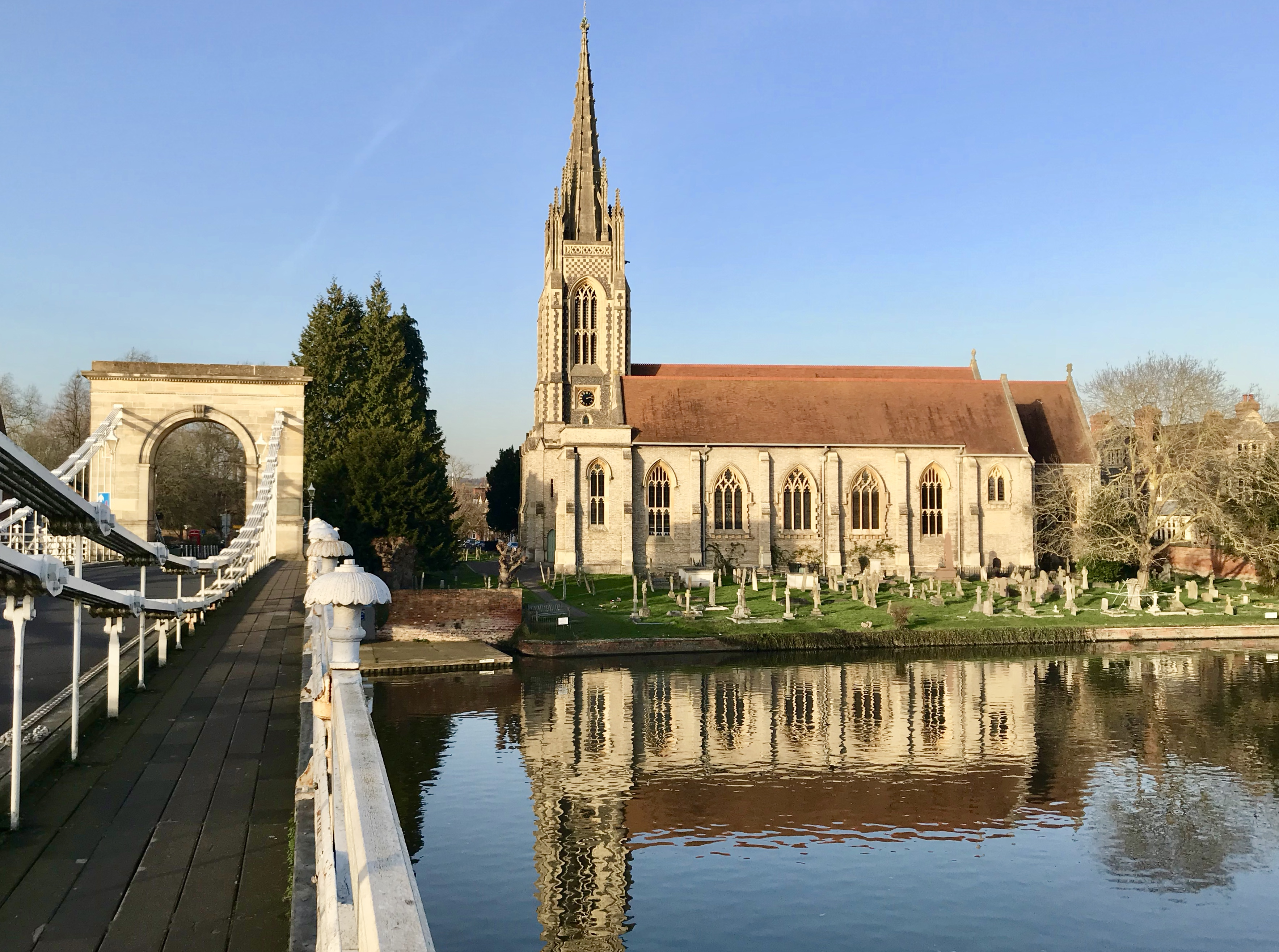 All Saints Marlow